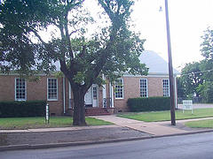 Exploring Oklahoma History: Old Duncan Public Library