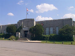 Exploring Oklahoma History: Stephens Co. Historical Museum (Duncan Armory)