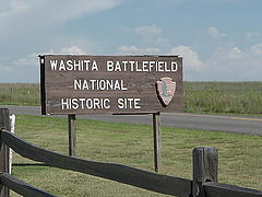 Exploring Oklahoma History: Washita Battlefield National Historic Site