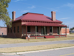 Exploring Oklahoma History: Fort Supply Historic Site