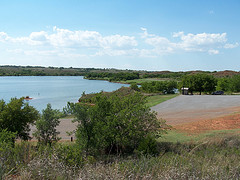 Exploring Oklahoma History: Dead Warrior Lake / Black Kettle Recreation Area