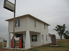 Exploring Oklahoma History: Lucille's Gas Station