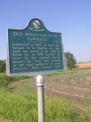 Exploring Oklahoma History: Old Mountain View Townsite