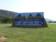 Exploring Oklahoma History: Quartz Mountain Resort Park