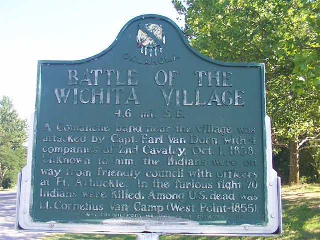 Exploring Oklahoma History: Battle of the Wichita Village