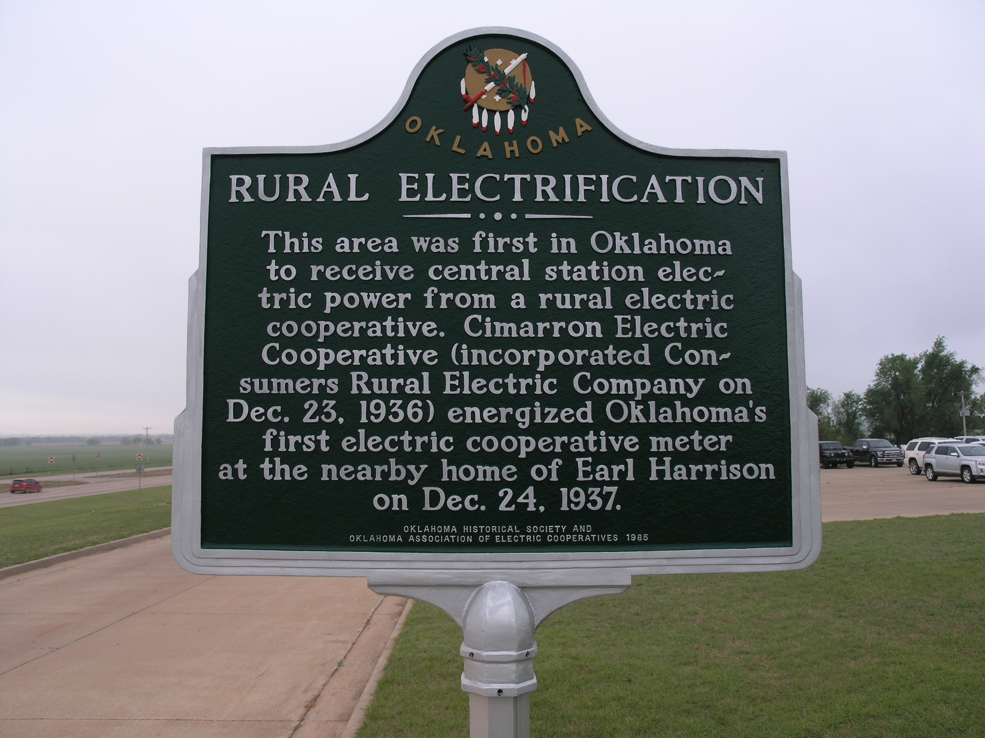 Exploring Oklahoma History: Rural Electrification