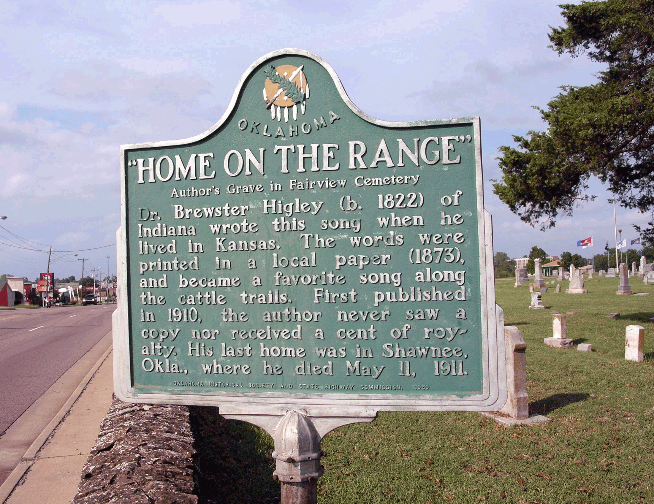 Exploring Oklahoma History: Home on the Range
