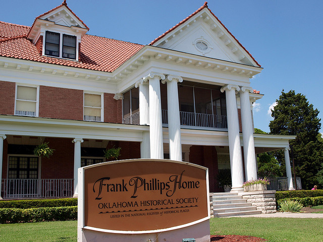 Exploring Oklahoma History: Frank A. Phillips Home