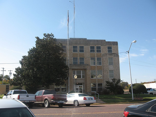 Exploring Oklahoma History: Jefferson County Courthouse