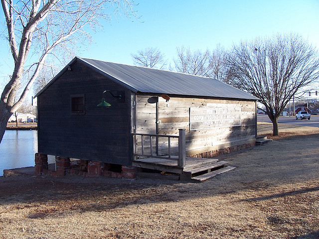 Exploring Oklahoma History: Whited Grist Mill