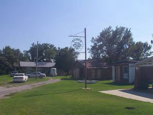 Exploring Oklahoma History: Saddle Mountain Store