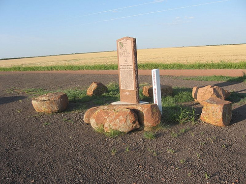 Exploring Oklahoma History: The Great Western Cattle Trail Southwest Oklahoma