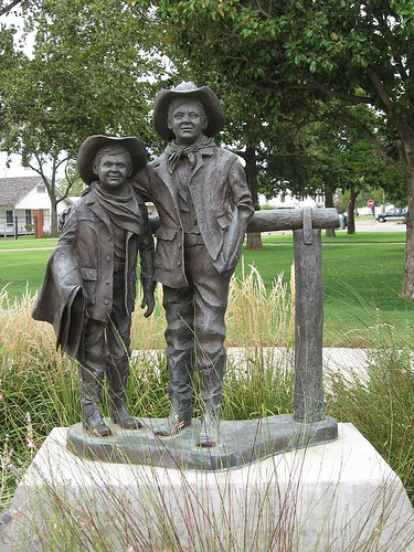 Exploring Oklahoma History: The Adventure of the Abernathy Boys