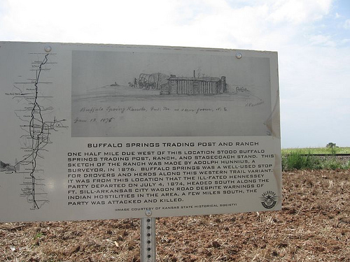 Exploring Oklahoma History: Buffalo Springs Trading Post and Ranch