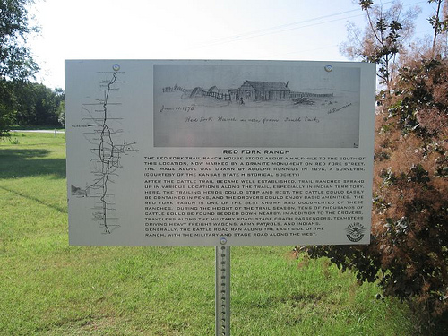 Exploring Oklahoma History: Red Fork Ranch