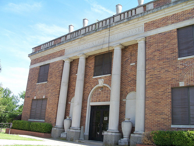 Exploring Oklahoma History: Murray County Courthouse