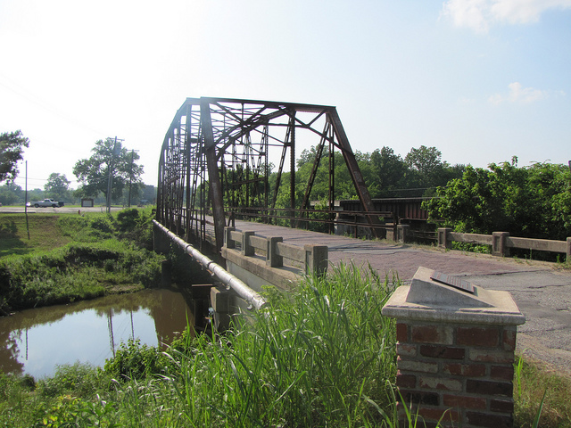 Exploring Oklahoma History: Rock Creek Bridge