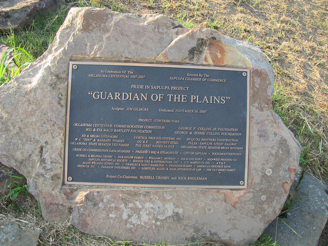 Exploring Oklahoma History: Guardian of the Plains