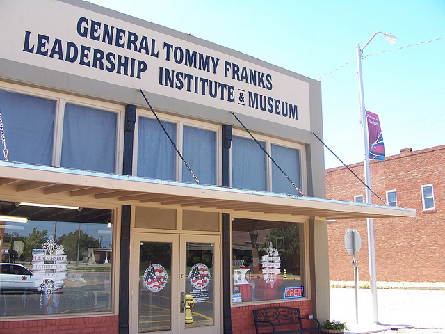 Exploring Oklahoma History: General Franks Institute and Museum