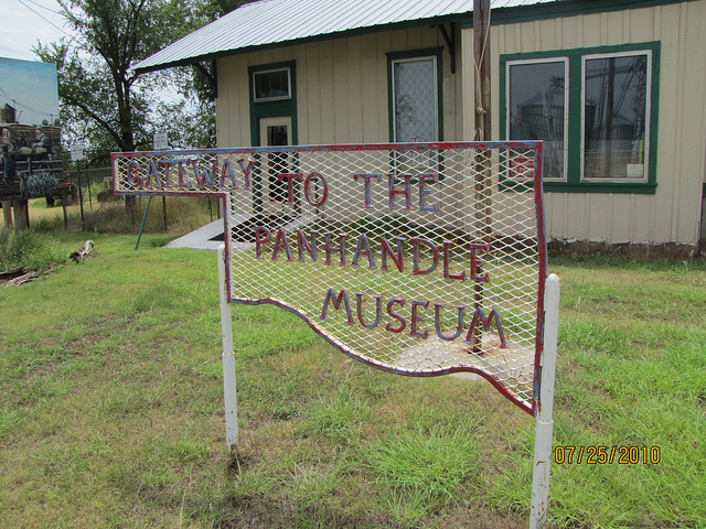 Exploring Oklahoma History: Gateway to the Panhandle Museum