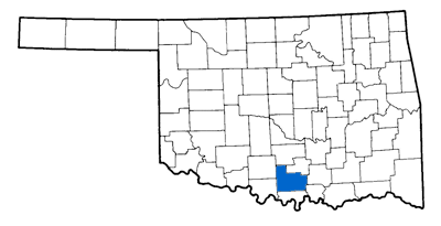 Carter County, Oklahoma