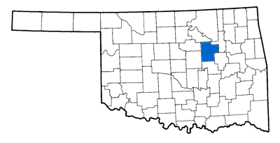 Creek County, Oklahoma