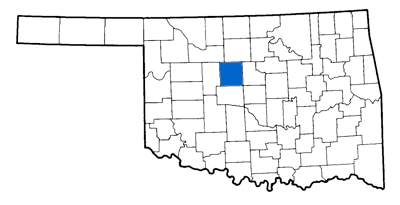 Kingfisher County, Oklahoma
