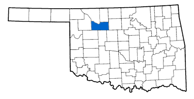 Major County, Oklahoma