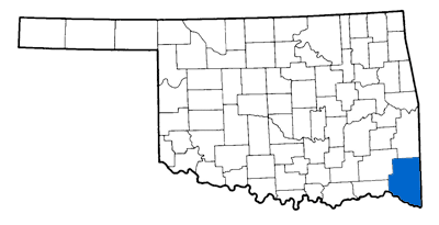 McCurtain County, Oklahoma