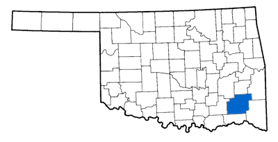 Pushmataha County, Oklahoma