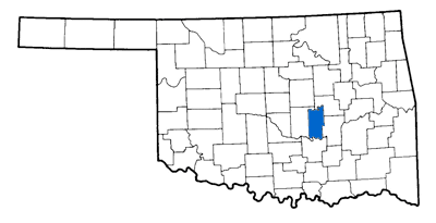 Seminole County, Oklahoma