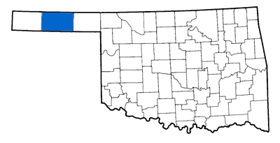 Texas County, Oklahoma