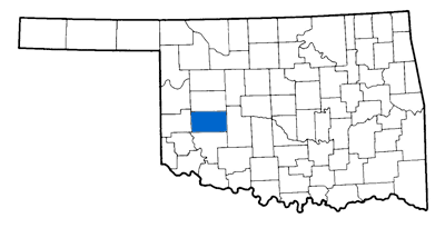 Washita County, Oklahoma
