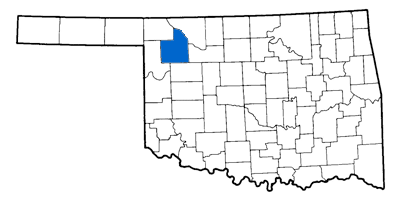 Woodward County, Oklahoma